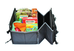 adjustable car trunk organizer