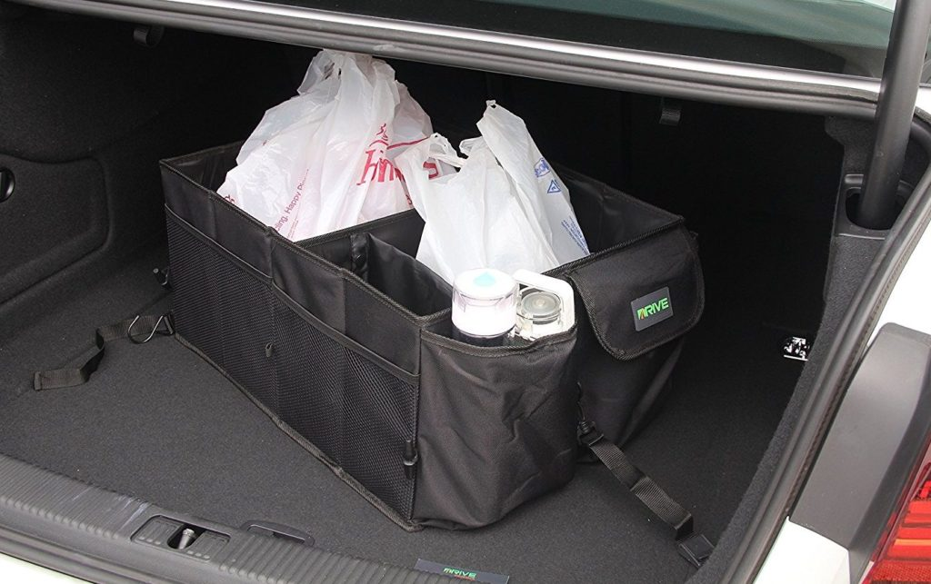 Car Trunk Storage >> A Detailed Review Of The Drive Car Trunk Storage Organizer