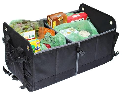 HomePro Goods Grocery Organizer