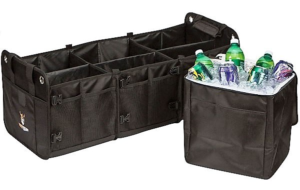 3 in 1 Organizer with Removable Cooler