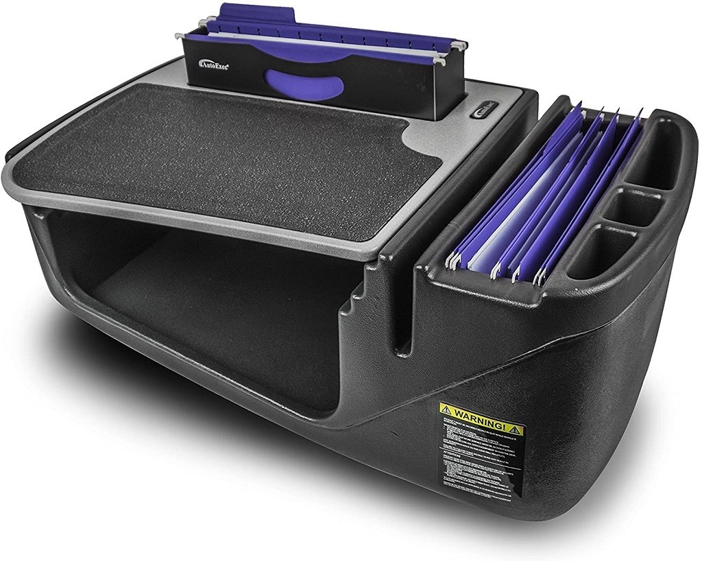 AutoExec Car Desk File Organizer