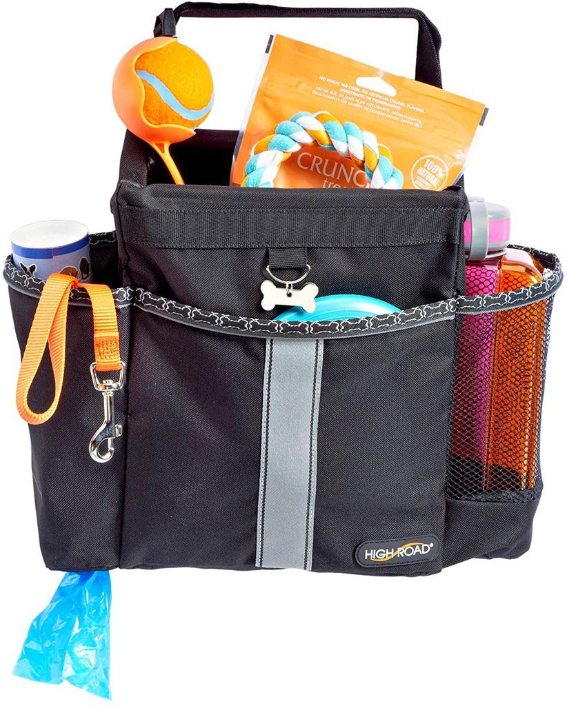 High Road pet travel bag