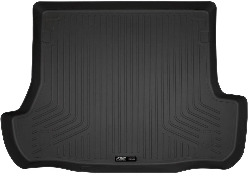 Husky Liners Fits 2010-20 Toyota 4Runner with 3rd Row Seats Cargo Liner