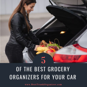 Grocery Organizers for the Trunk – Our 5 Favorites