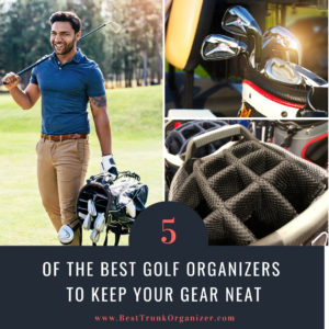 The Five Best Golf Trunk Organizers and Lockers