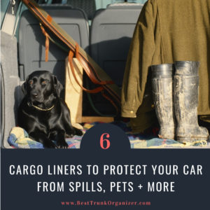 The Best Cargo Liners & Trunk Mats to Protect Your Car