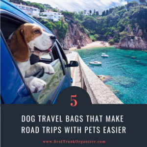 5 Dog Travel Bags That Make Road Trips with Your Pet Easier